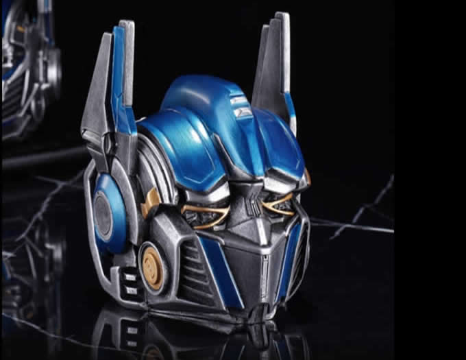 Transformers Optimus Prime Design Ashtray Feelgift