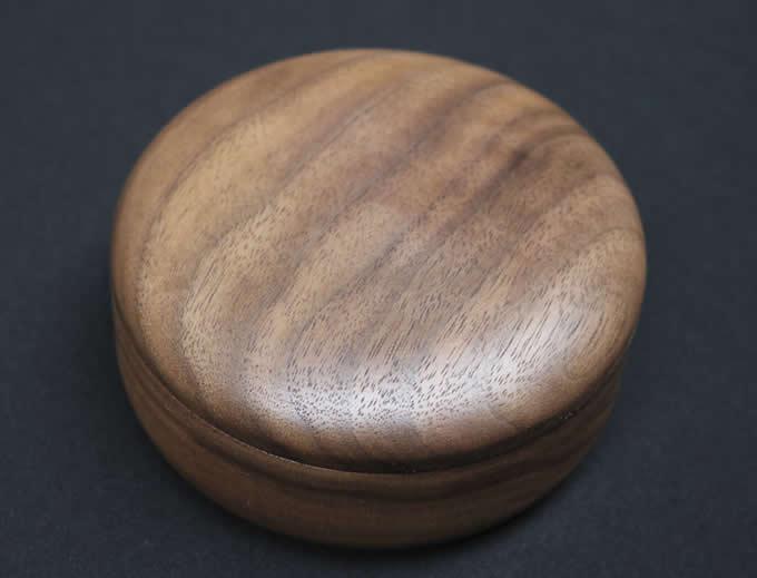 Black walnut Wooden Ashtray