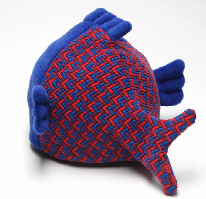 Cartoon Fish Style Soft Cotton Hat