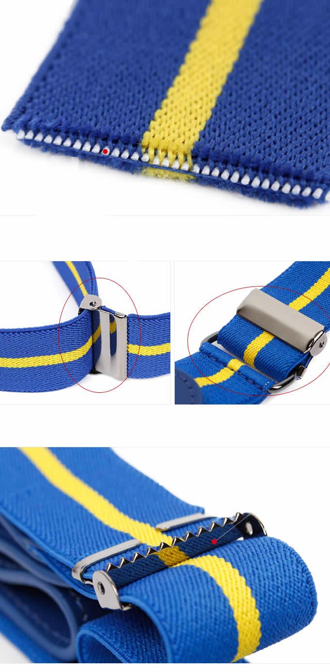 Figure Flattering Elastic Stretch Belt