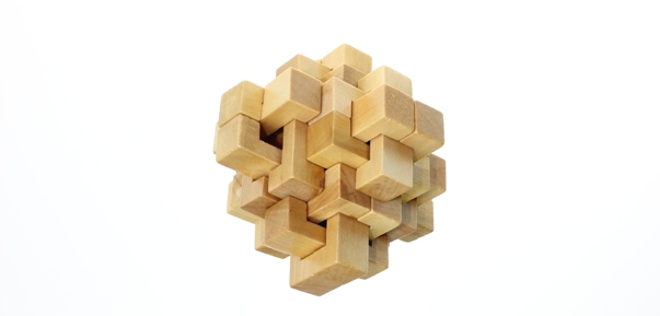 Chinese Puzzle Kongming Lock-cool stuff