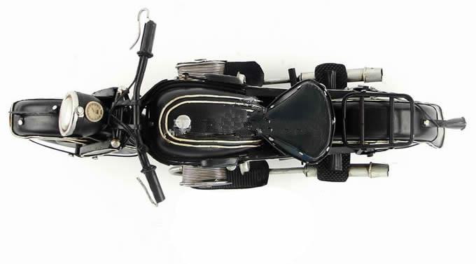 Handmade Antique Model Kit Car-1923 German Motorcycle R32