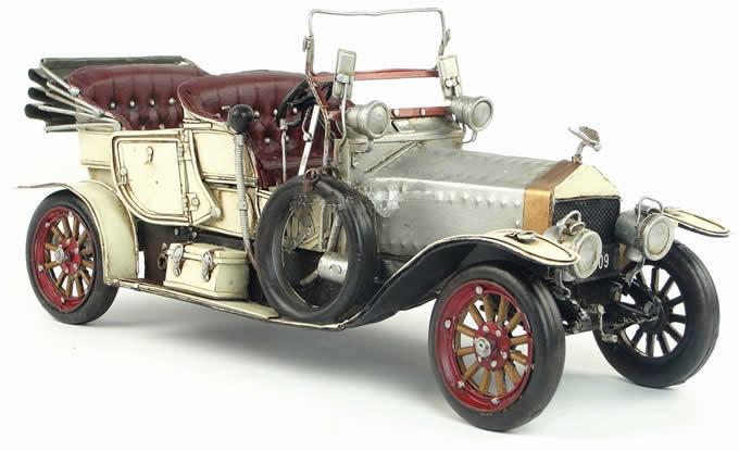 Rolls Royce Silver Ghost Plastic Car Kit For Sale