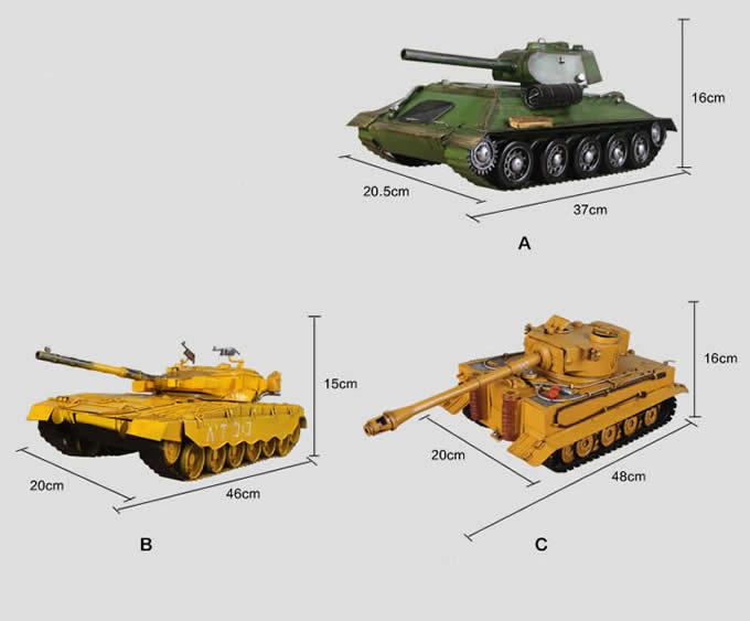 handmade antique model kit car world war two germany tiger. Black Bedroom Furniture Sets. Home Design Ideas