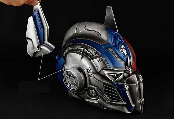 Optimus Helmet  Piggy Bank