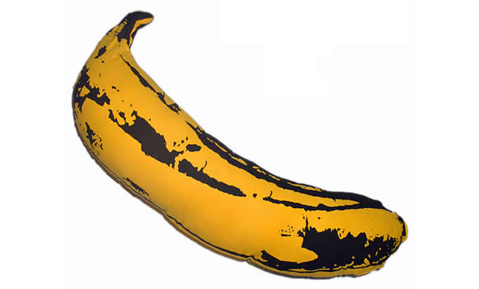 Big banana Body Pillow