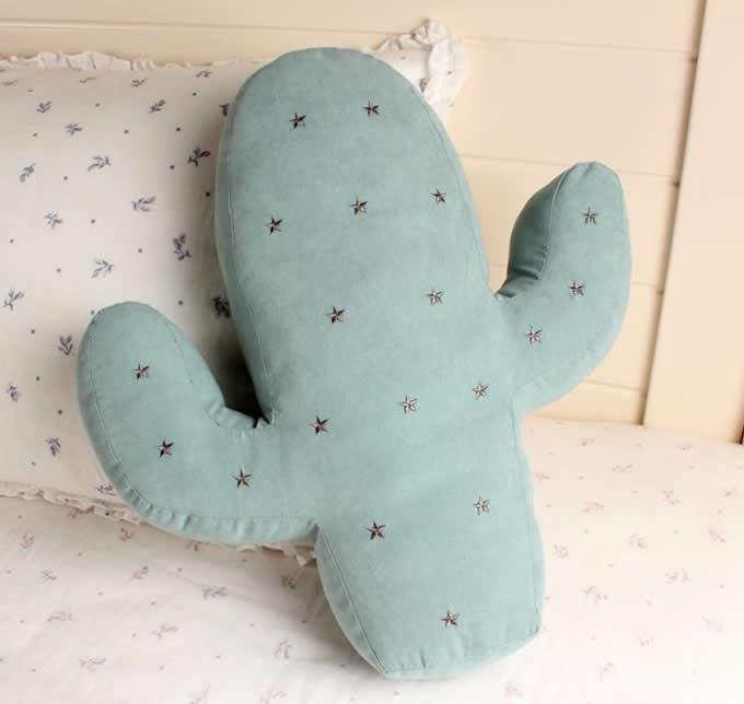 Cactus Decorative Throw Pillows