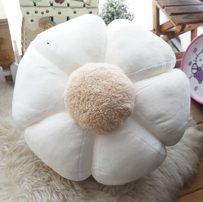 Garlic Shaped Cushion Throw Pillow