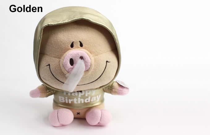 Pig Toilet Paper Roll Holder