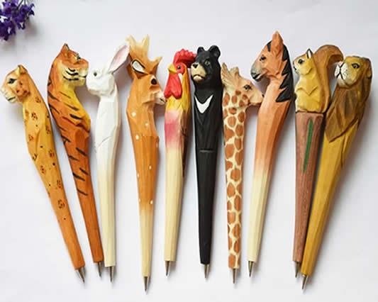 Top Wooden Pen Set #SL17 – Advancedmassagebysara
