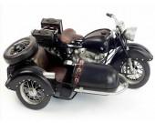 Handmade Antique Model Kit  Motorcycle-1938 World War Two German Motorcycle R71