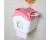 House Shaped  Toilet Paper Holder