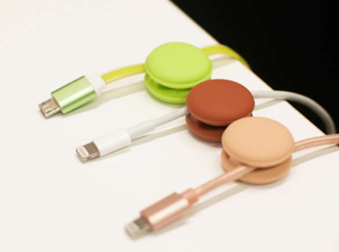 Multipurpose Cable Clips Cord Management System for Computer, Charging or Mouse Cord