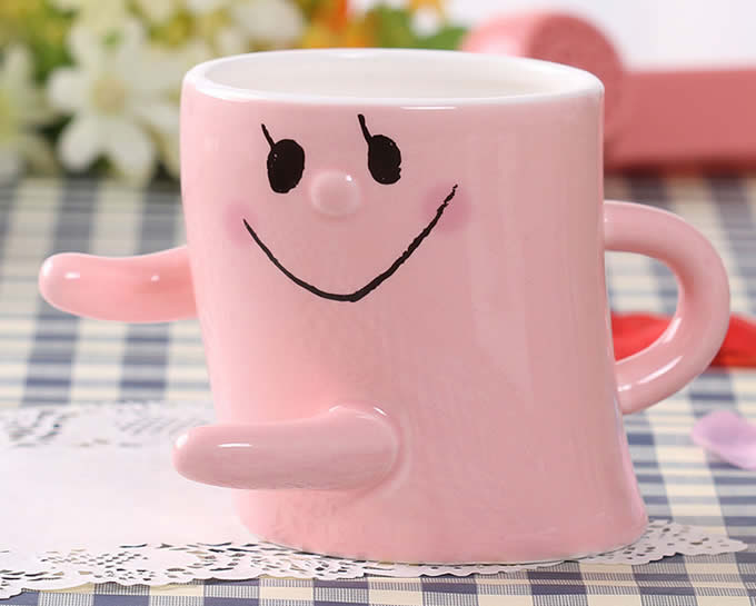 Hug Me Mug Lovers Cup